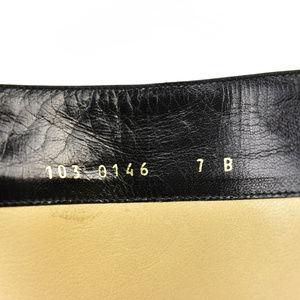 87420c3ecf2 Gucci Shoes | Shiny Black Horsebit Leather Midcalf Boots | Poshmark